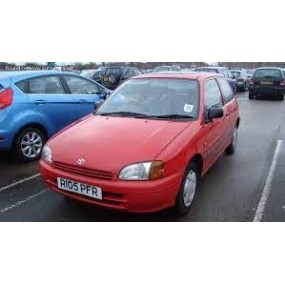 Accesorios Toyota Starlet (1996 - 1999)
