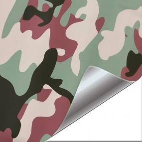 Autocollant de Vinyle de Camouflage Jungle pour Voiture et Moto