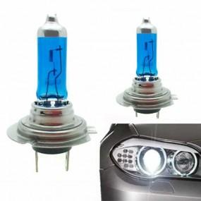 Lâmpadas H7 efeito Xenon marca ZesfOr® Luzes carro