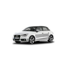 Fußmatten nach maß Audi A1 Velour und Gummi