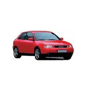 Tapetes à medida Audi A3 8L Terciopelo e Borracha