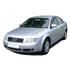 Tapetes à medida Audi A4 B6 Terciopelo e Borracha