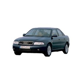 Tapetes à medida Audi A4 B5 Terciopelo e Borracha