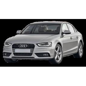 Tapetes à medida Audi A4 B8 Terciopelo e Borracha