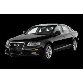 Alfombrillas a medida Audi A6 c6  Velour y Goma
