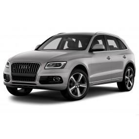 Tapetes à medida Audi Q5 Terciopelo e Borracha