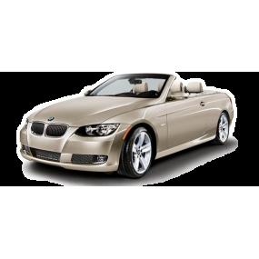 Tapis de sol personnalisés BMW E93 Velours et Caoutchouc