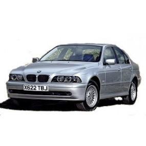 Tapis de sol personnalisés BMW E39 de Velours et de Caoutchouc