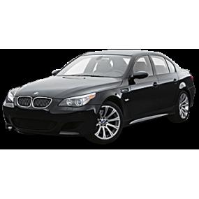 MATS E60 | Carpets to measure BMW E60 Velour and Rubber