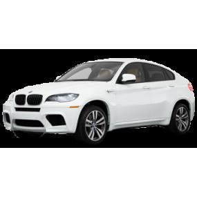 Tappetini personalizzati BMW E71 Velour e Gomma