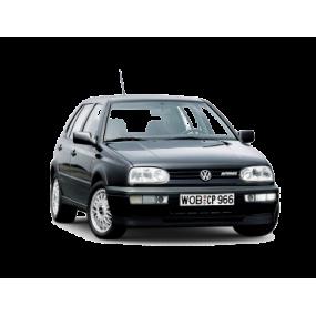 Mats as Volkswagen Golf III Velour