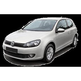 TAPIS de GOLF VI | Tapis pour Volkswagen Golf VI Velours