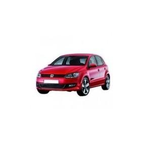 Tapetes à medida Volkswagen Polo 9R Terciopelo