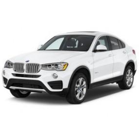Alfombrillas a medida BMW X4 de Velour y Goma