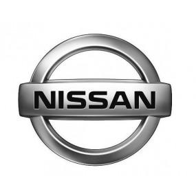 Tapis de sol en caoutchouc et en velours de la marque Nissan