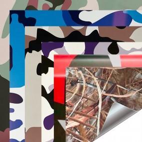Vinyle de Camouflage Militaire pour Voiture et Moto