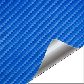 Vinile Blu di Carbonio per Auto e Moto,