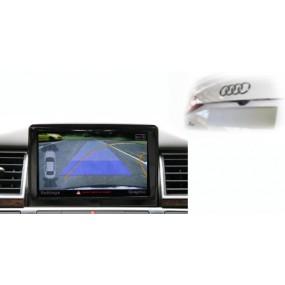 Fotocamera posteriore Audi HD