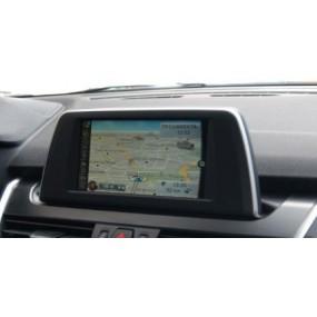 Navigateur Multimédia Mercedes