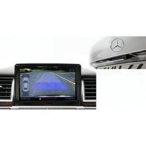 La caméra arrière de Mercedes Benz