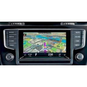 GPS Skoda Multimedia