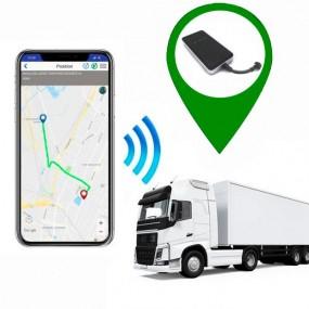 Localizador GPS para Camión