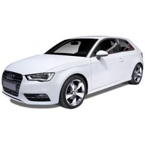 Fußmatten Audi A3 8V Velour und Gummi, nach maß