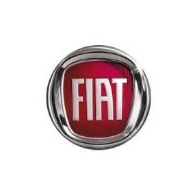 Shop floor Mats Fiat - Velour and Rubber