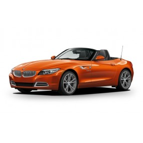 Mats BMW Z4 Velour and Rubber