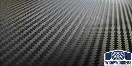 vinilo fibra de carbono