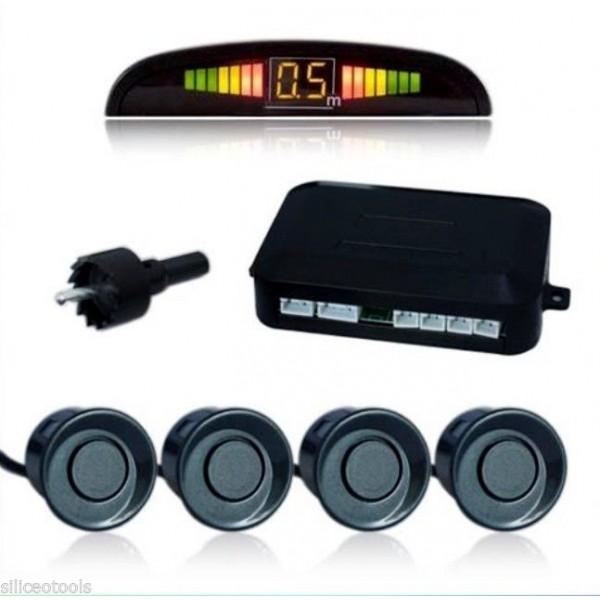 sensores de aparcamiento