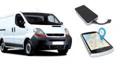 GPS-locator für Van