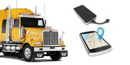 Localizador GPS camión