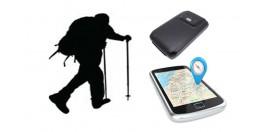 GPS-locator von Leuten