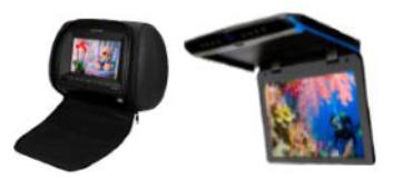 Monitores y pantallas