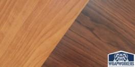 Vinyl Holz