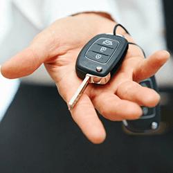 Clés et housses pour voitures