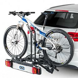 Porte-vélos pour toit et boule Cruzber®
